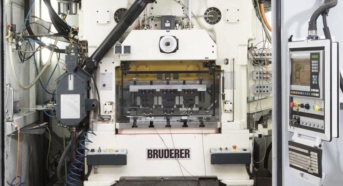Bruderer Stanzautomat